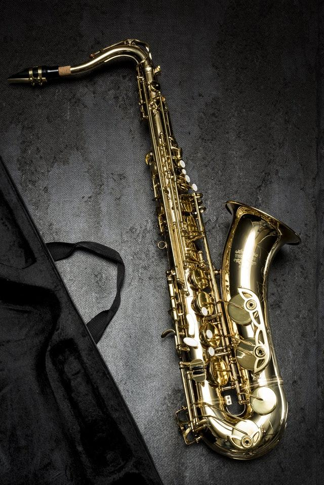 Saxofonen gör comeback